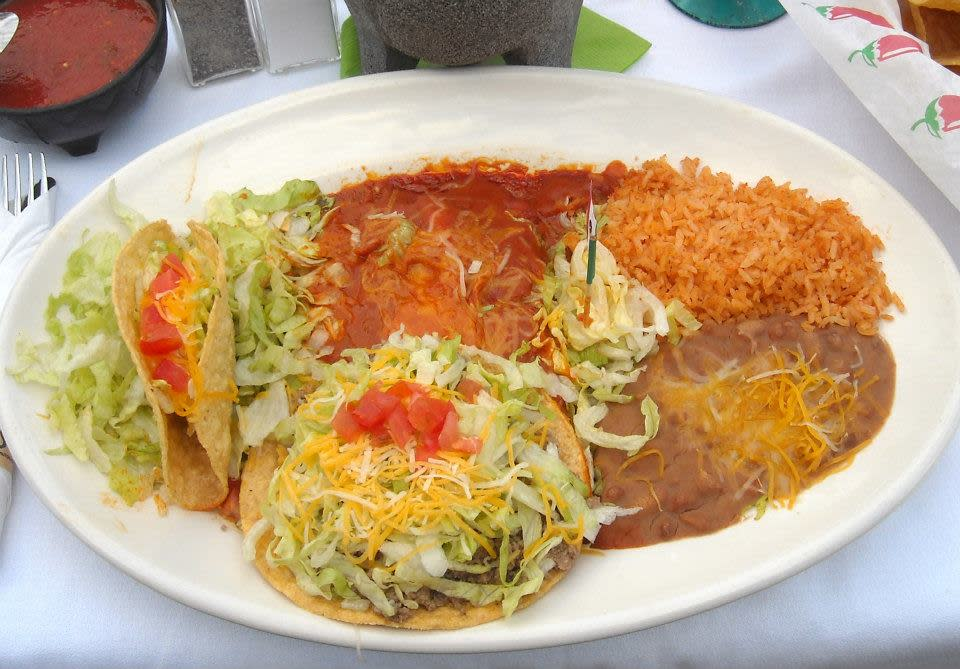 Mexican Food Tucson Prince