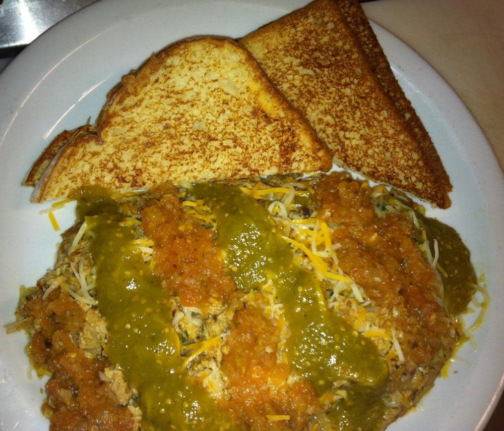 Ade's Triple Play at Jodie's Restaurant