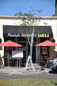 Photo at Pedro's Downtown Deli