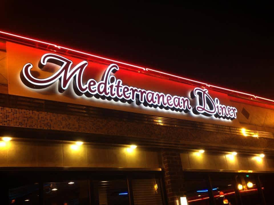 Photo at Mediterranean Grill
