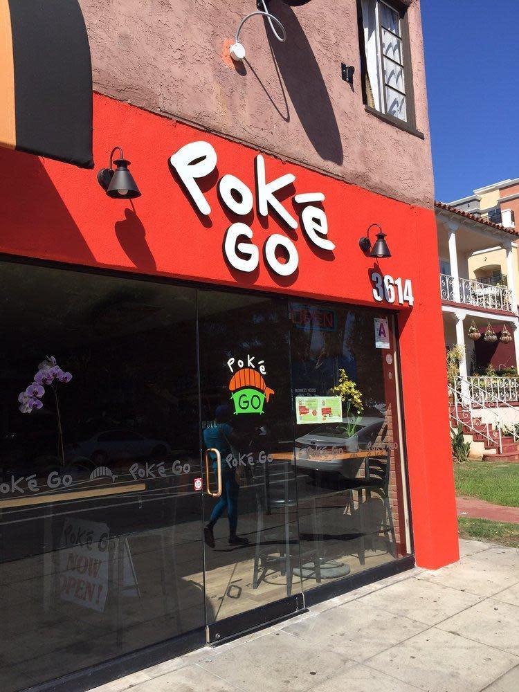 Photo at Poke Go