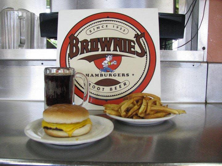 Photo at Brownie's Hamburgers