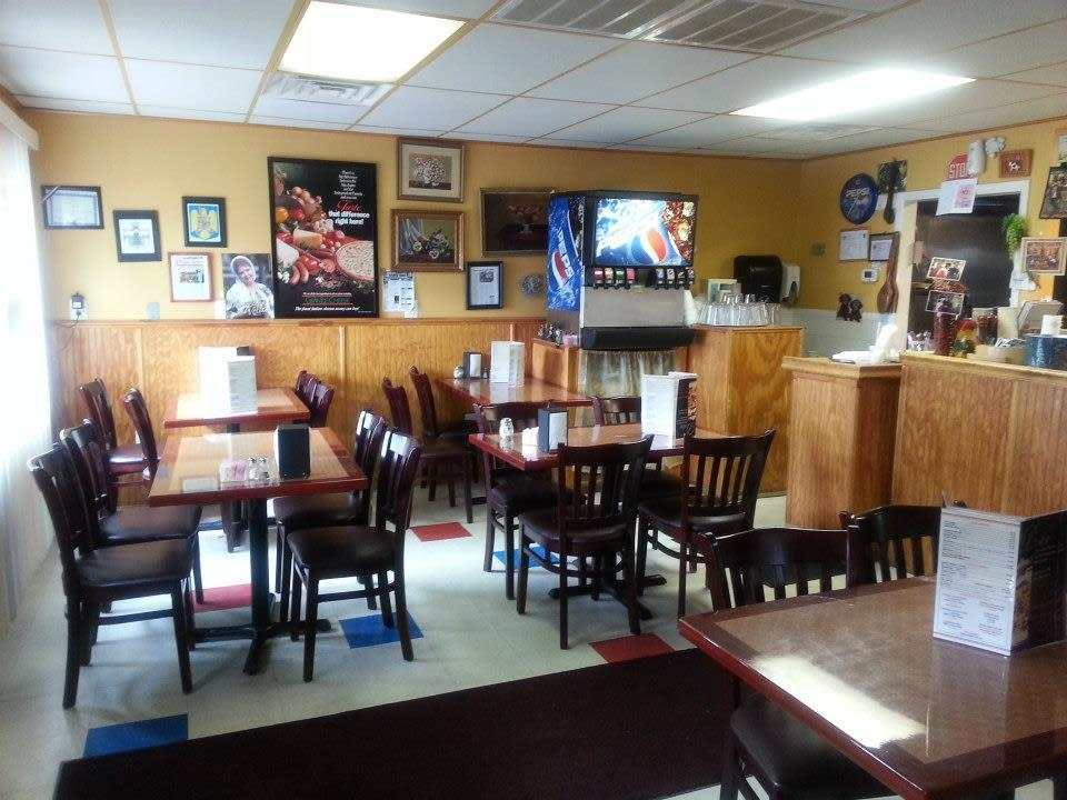 Dolce Cabana Pizza And Restaurant Pizza Restaurant Hagerstown 21740