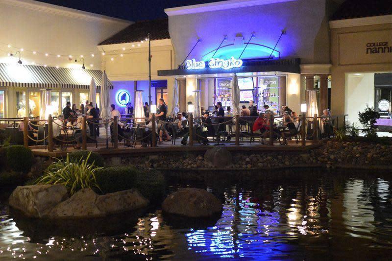 blue gingko menu reviews danville 94506