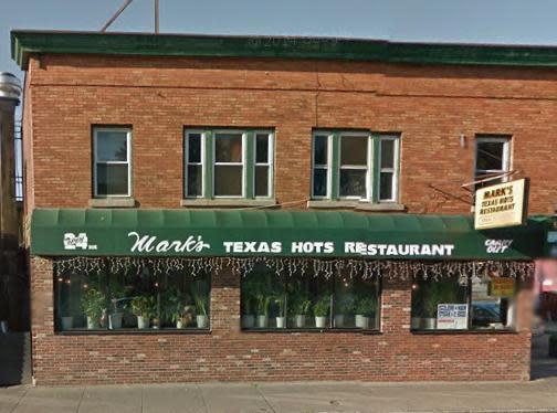 Photo at Mark's Texas Hots