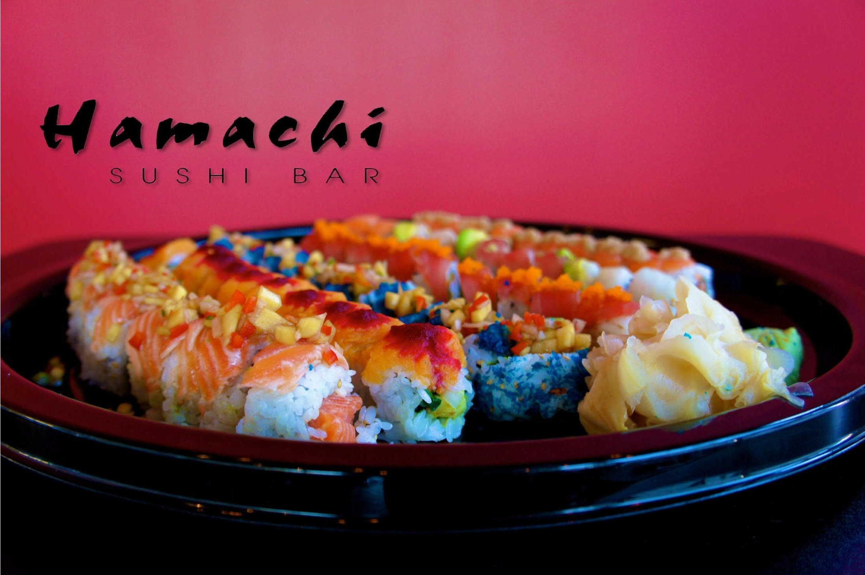 Hamachi Sushi Bar Order Online Menu Reviews West Rogers Park