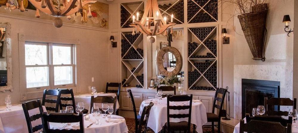 Photo at Farmhouse Inn & Restaurant