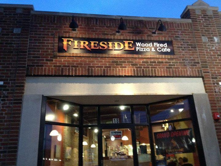 Photo at Fireside Wood Fired Pizza & Cafe