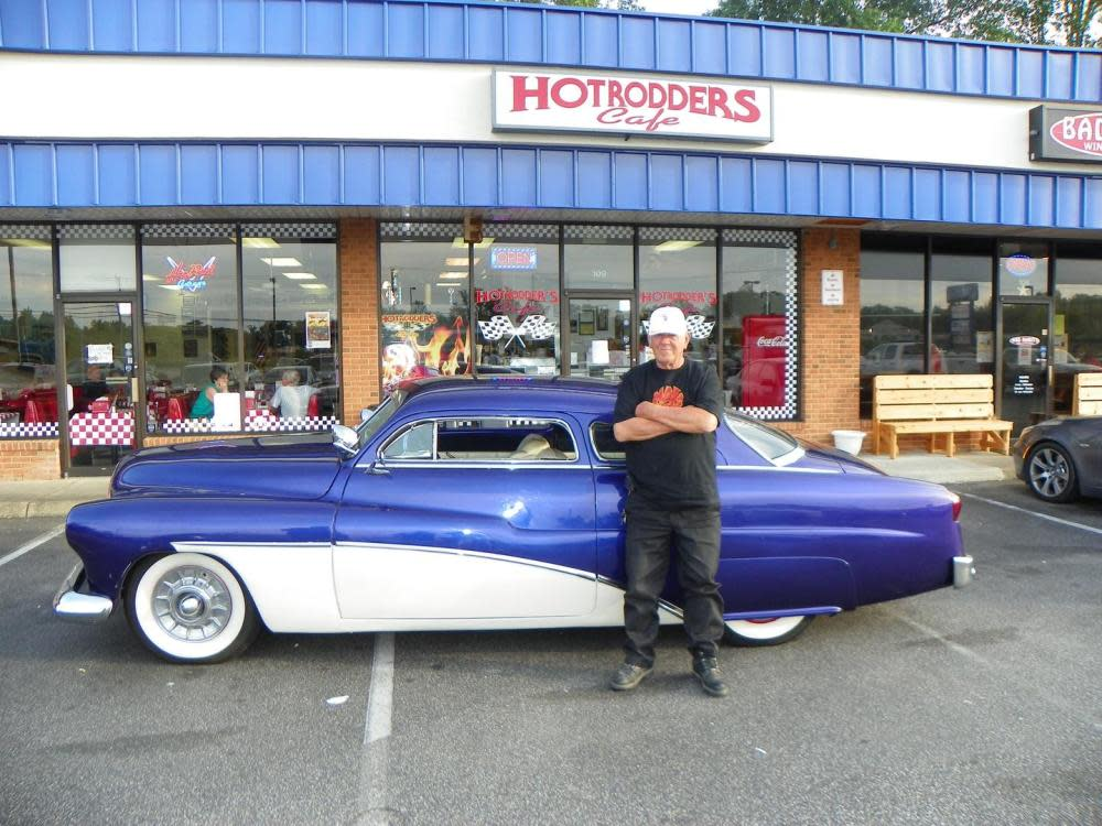Hotrodders Cafe - BBQ Restaurant - Albemarle Acres West - Chesapeake ...