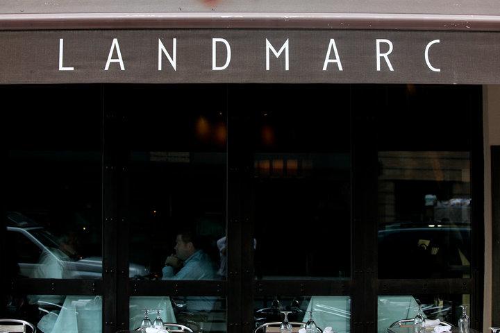 Landmarc Restaurant Week Menu