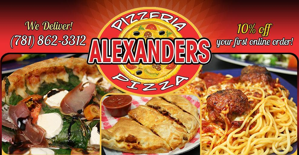 Photo at Alexander's Pizza