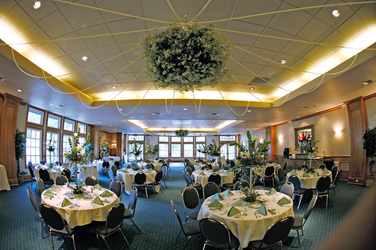 Ballroom at Briarhurst Manor