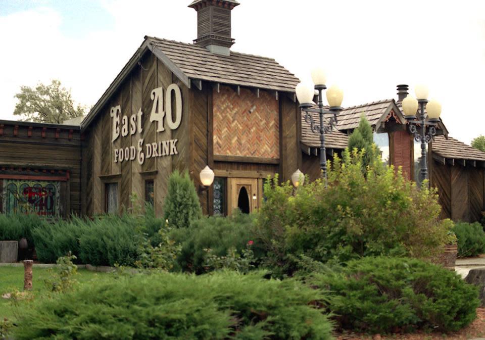 caspar 39 s east 40 menu reviews bismarck 58501. Black Bedroom Furniture Sets. Home Design Ideas
