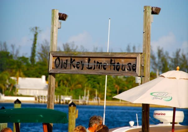 old key lime house at Old Key Lime House