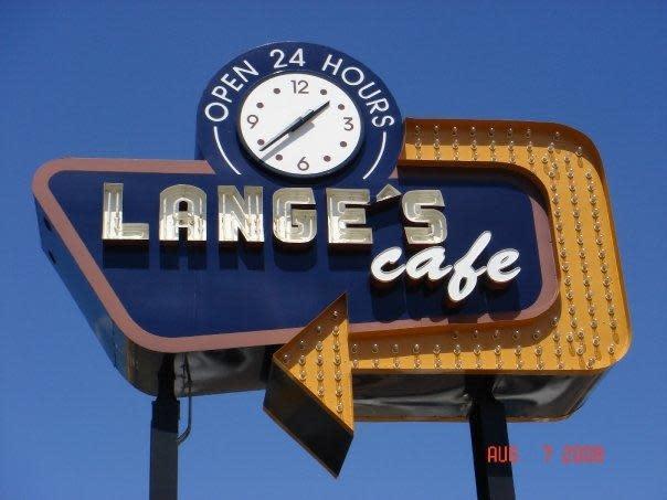 Photo at Lange's Cafe