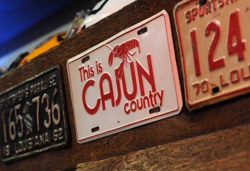 Cajun Country at Ragin' Cajun Seafood
