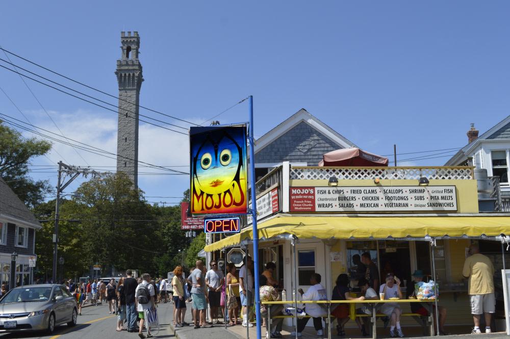 Mojo's at Mojo's