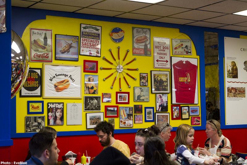 2 at Hot Doug's, Inc.