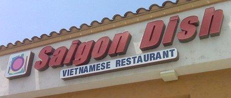 1 at Saigon Dish