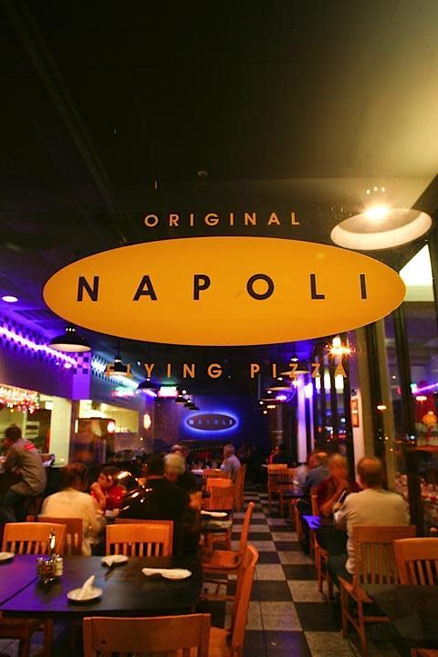 Photo at Napoli Flying Pizza