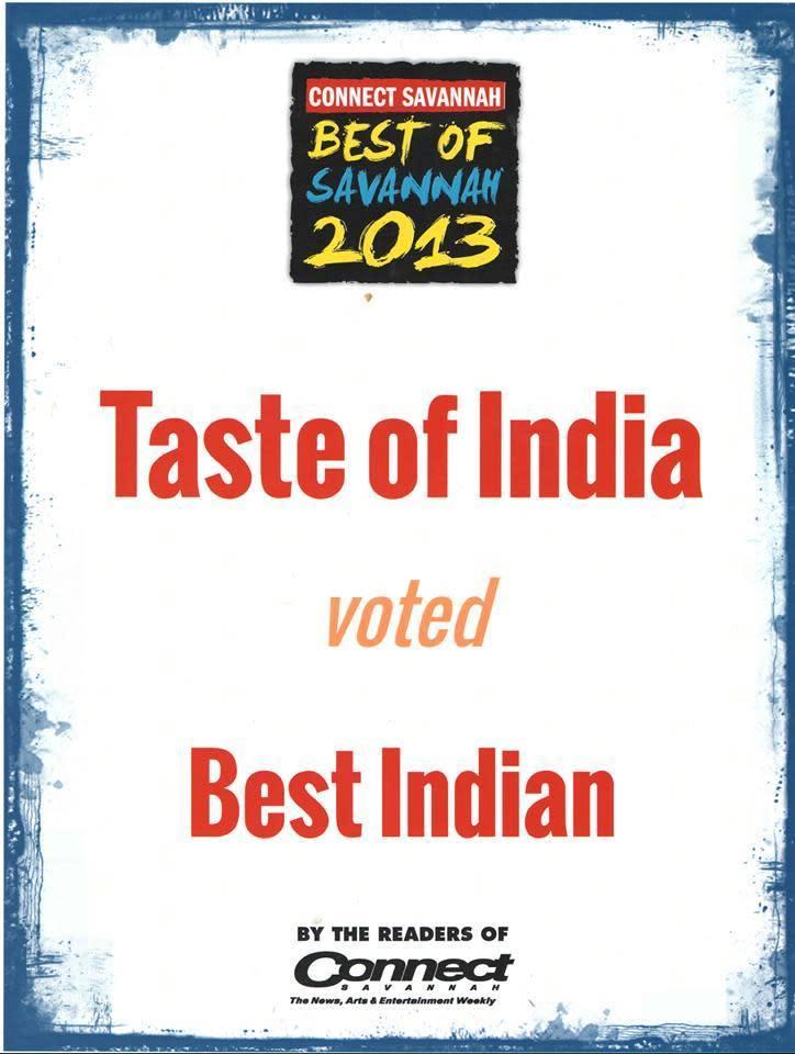 Photo at Taste of India
