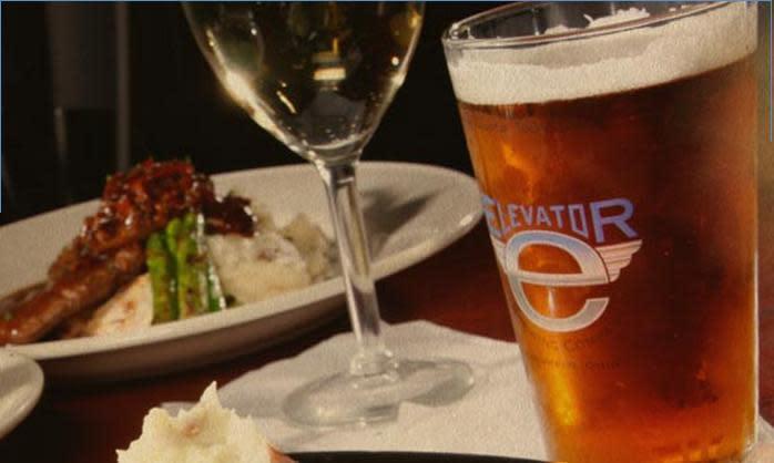 Photo at Elevator Brewery & Restaurant