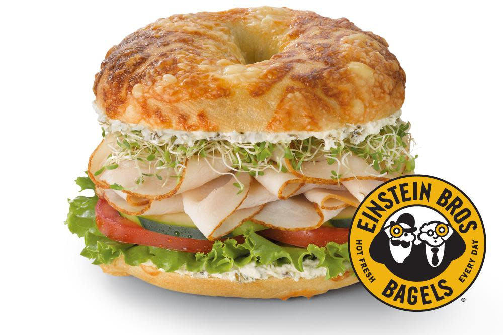 PhotoSPcIc at Einstein Bros. Bagels