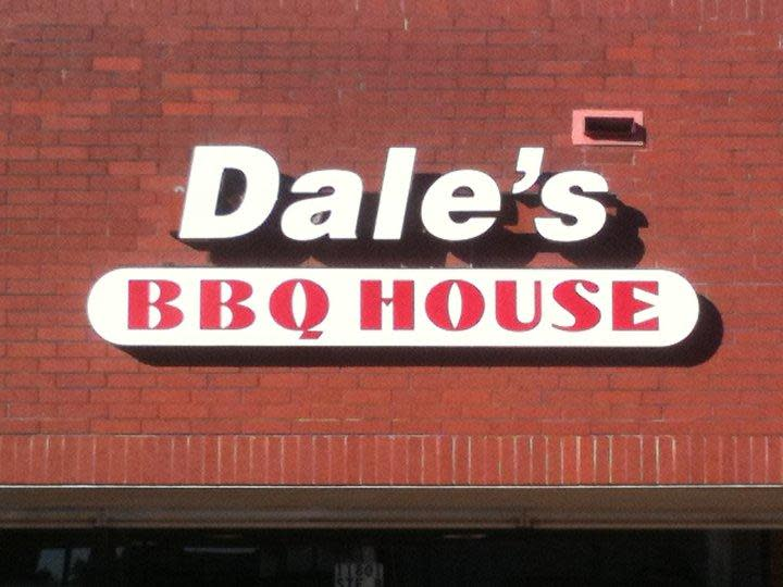 Image result for dales bbq south okc