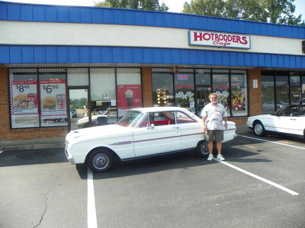Hotrodders Cafe - BBQ Restaurant - Albemarle Acres West - Chesapeake ...
