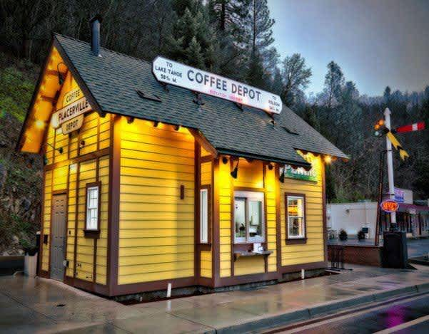Photo at Placerville Coffee Depot