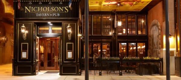 Photo at Nicholson's Tavern & Pub