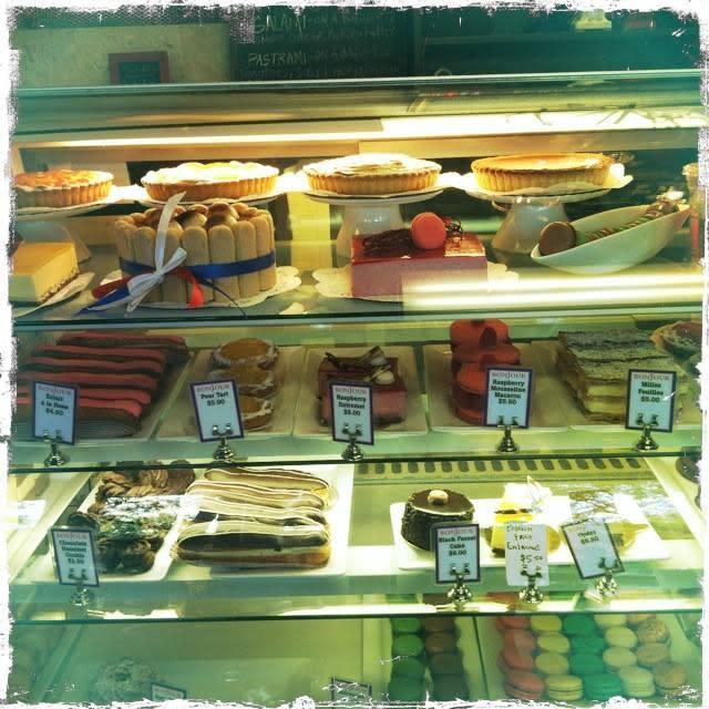 Photo at Bonjour Cafe Bakery