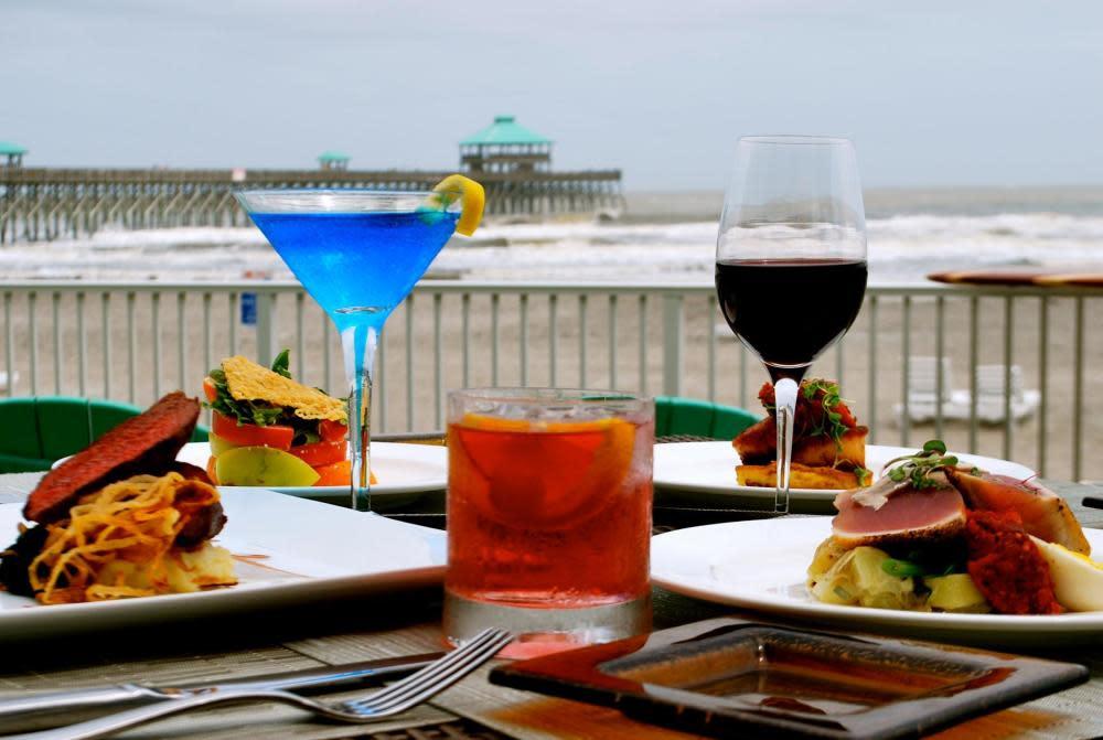 Photo at Blu Restaurant & Bar