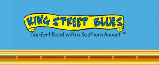 logo at King Street Blues