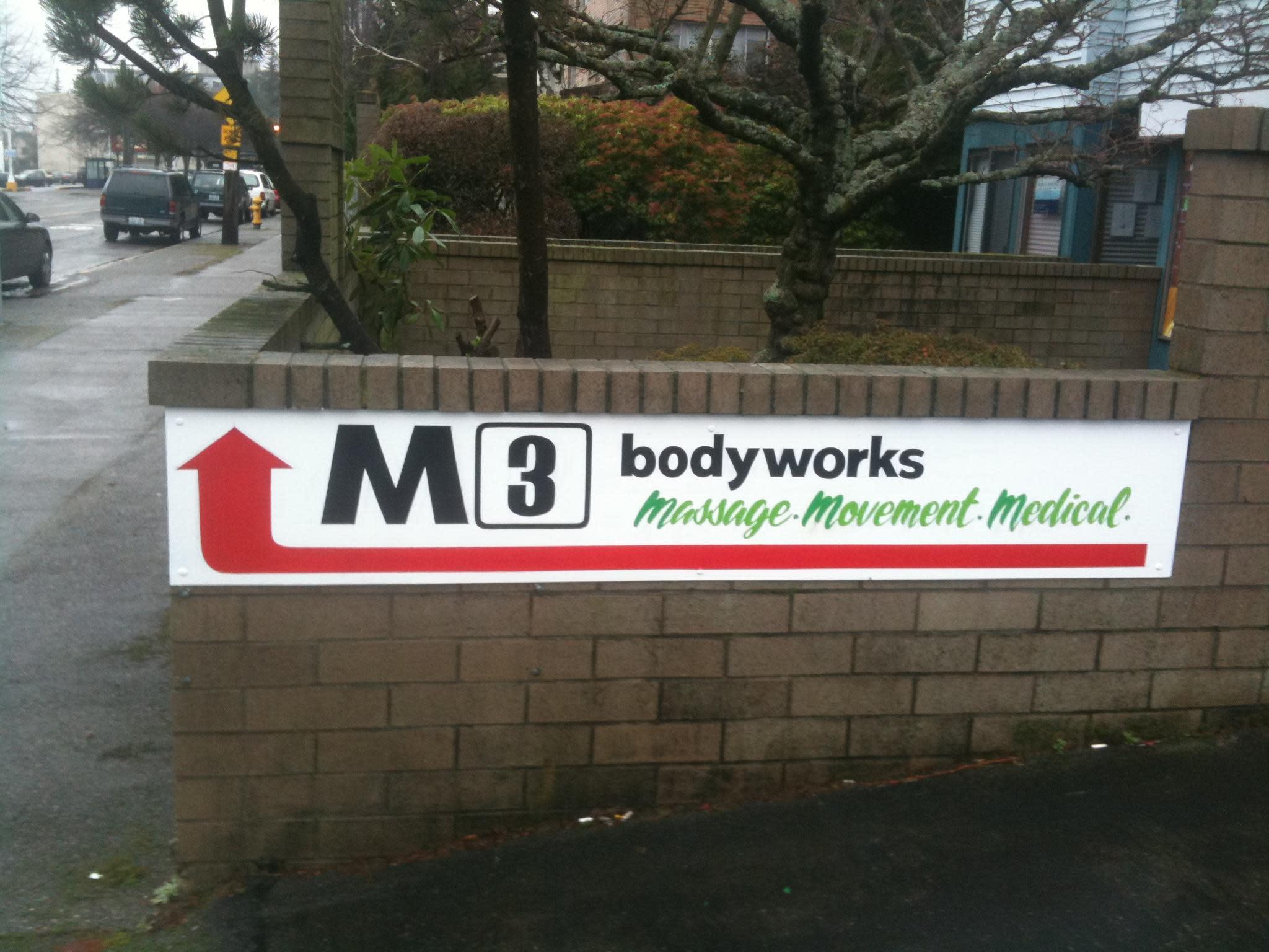 M3 Bodyworks at M3 Bodyworks Massage Clinic