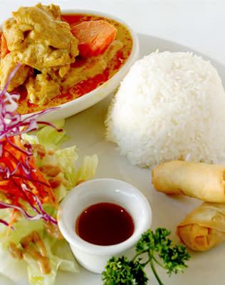 silk at Silk Thai Cuisine