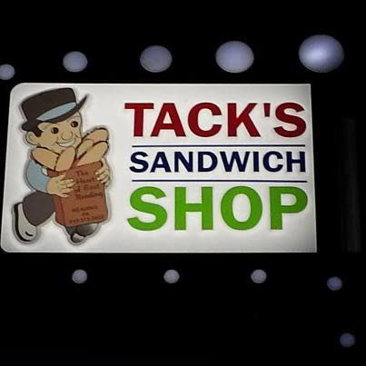 Photo at Tack's Sandwich Shop