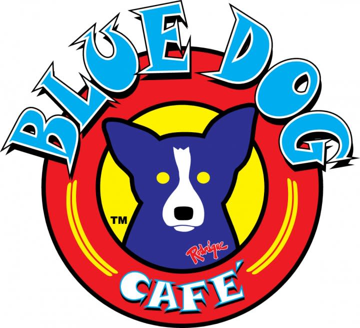 PhotoSPz7f at The Blue Dog Cafe