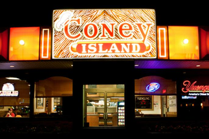 a at The Coney Island Pottsville