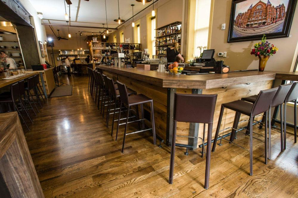 Photo at Zula Bistro & Wine Bar