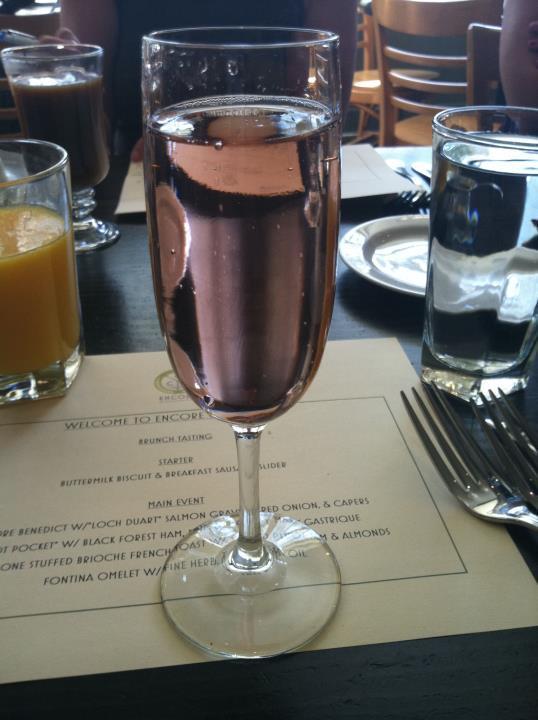 Photo at Encore Restaurant