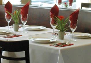 dinning at Silk Thai Cuisine