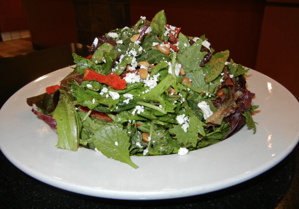 Our Union House Salad  at Union Pizza Company