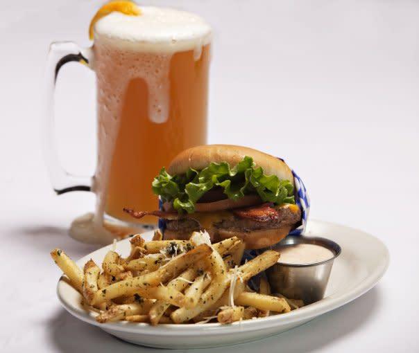 ba at Boardwalk Grill