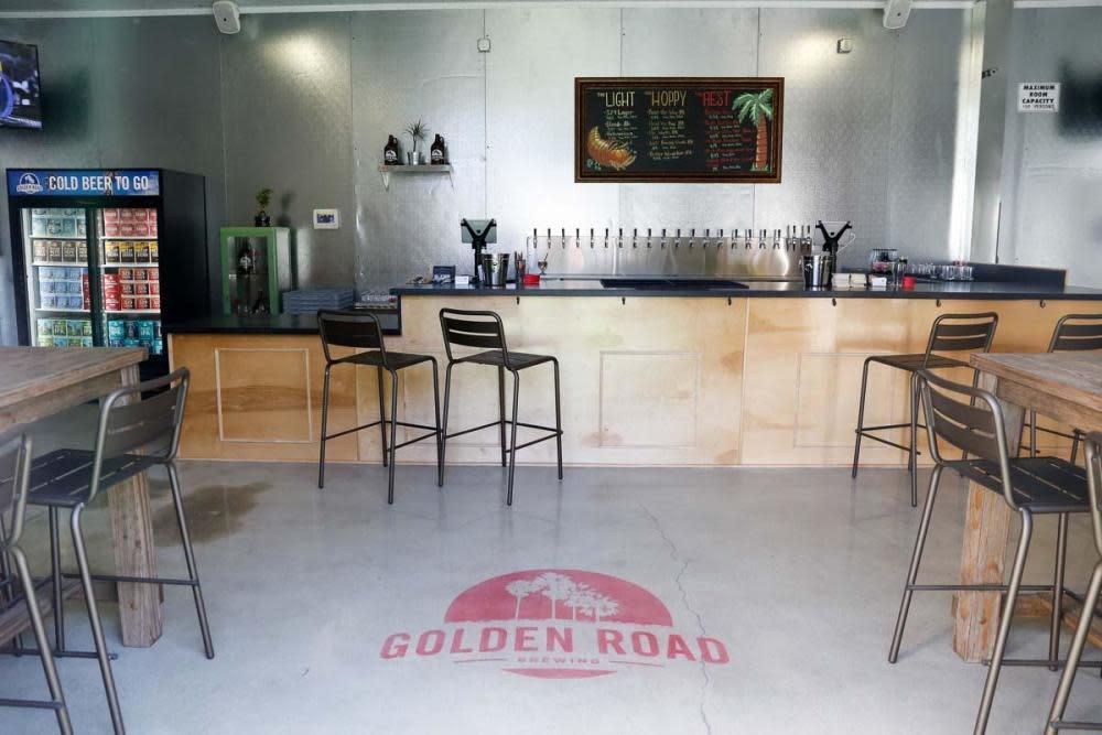 Photo at Pub at Golden Road Brewing