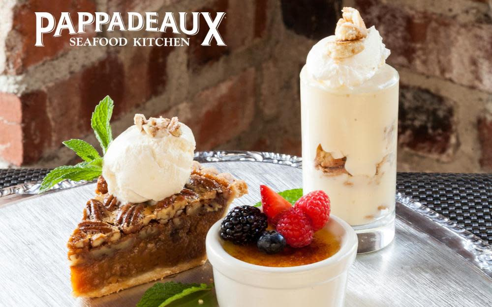 Pappadeaux Seafood Kitchen Order Online Menu Reviews