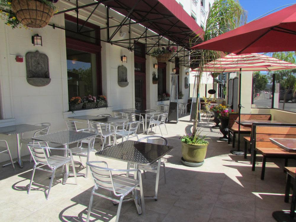 Pizza Restaurants In Watsonville Ca