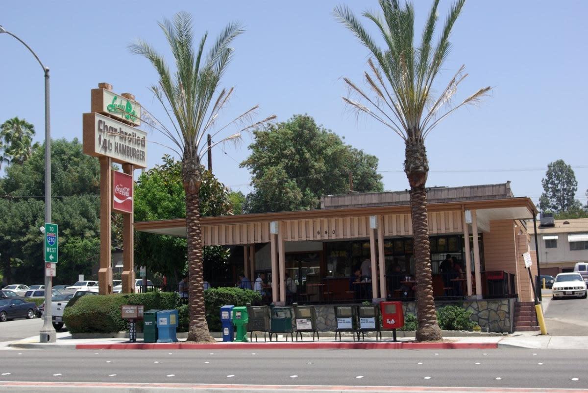 Restaurants Near South Pasadena Ca