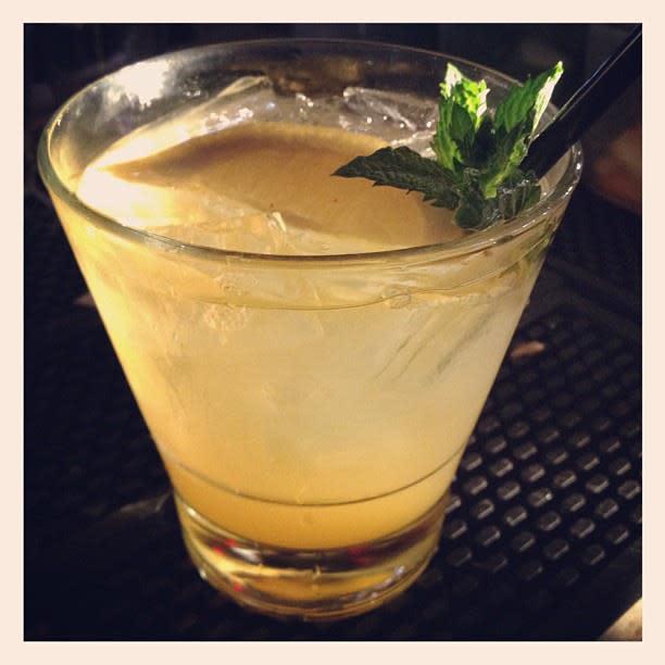 The Sababa Lemonade at Sababa Restaurant & Lounge (CLOSED)