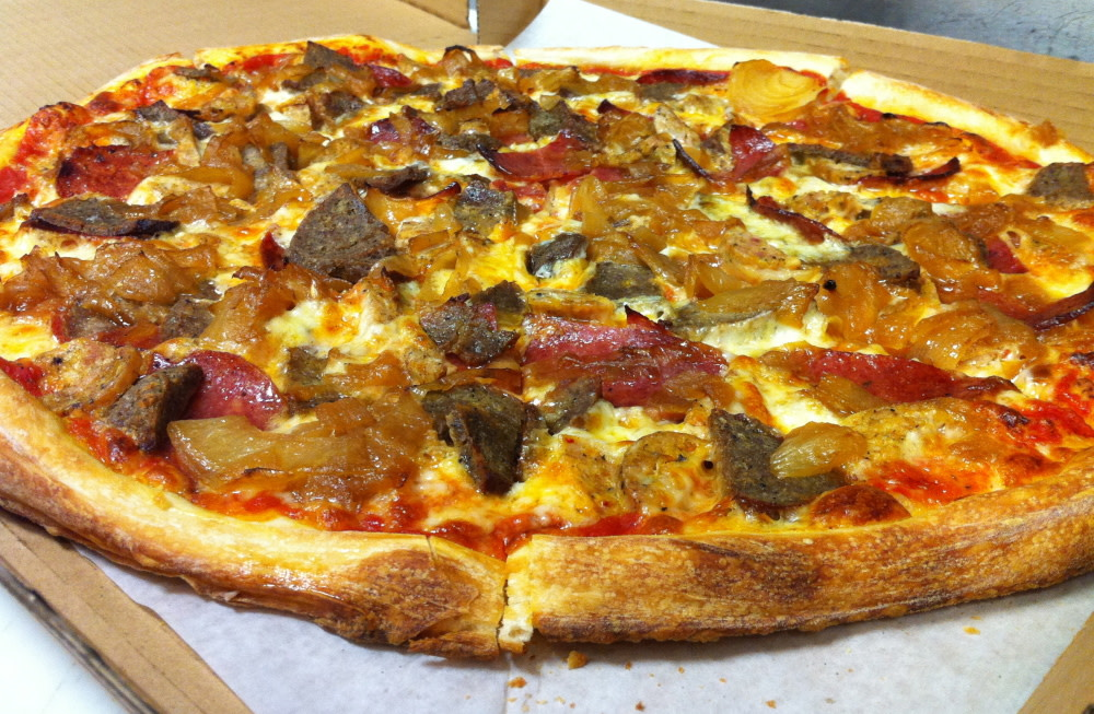 The Best N.Y. Style Pies! at Union Pizza Company